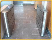EZ Lane Optical Turnstile - EZ Lane