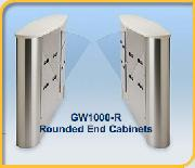 GW1000-R Glass Wing Optical Turnstile - GW 1000