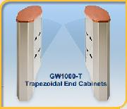 GW1000-T Glass Wing Optical Turnstile - GW 1000