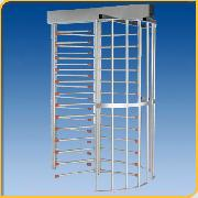 Galvanized - Full Height Turnstiles