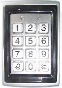 Keypad Reader 5399 - Keypad Based Access Control System