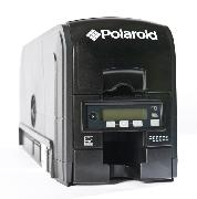 P5500S Dual Sided ID Card Printer - Polaroid