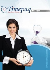 Timepaq Classic - Time Attendance Software